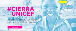 Unicef web